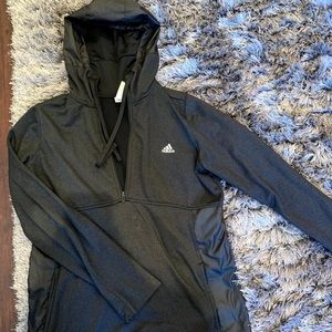 Adidas thermal quarter zip